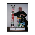 Polychromic Marionettes