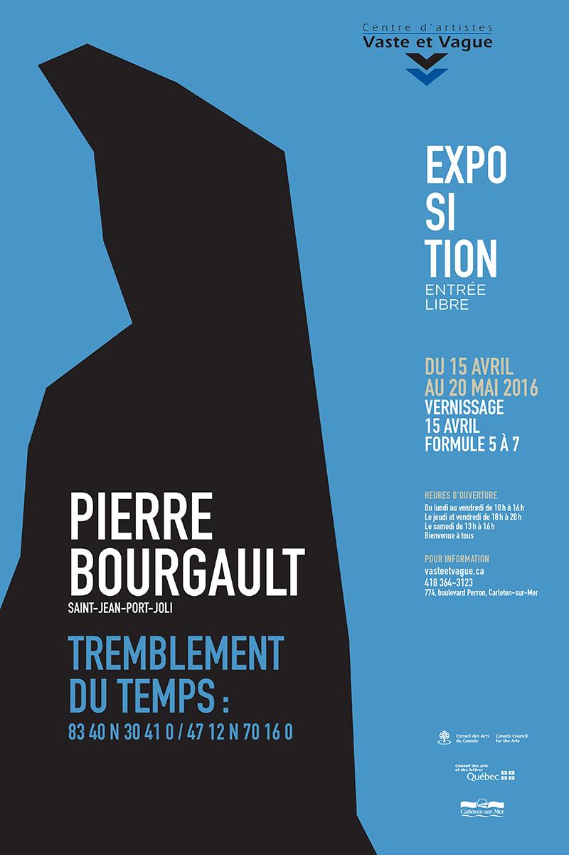 Pierre Bourgault affiche