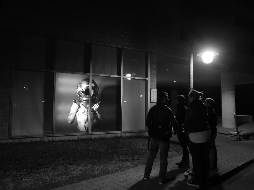vitrine experimentale 2015-2016 Baptiste Grison