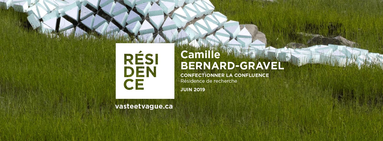 Camille BERNARD-GRAVEL | CONFECTIONNER LA CONFLUENCE | Résidence de recherche