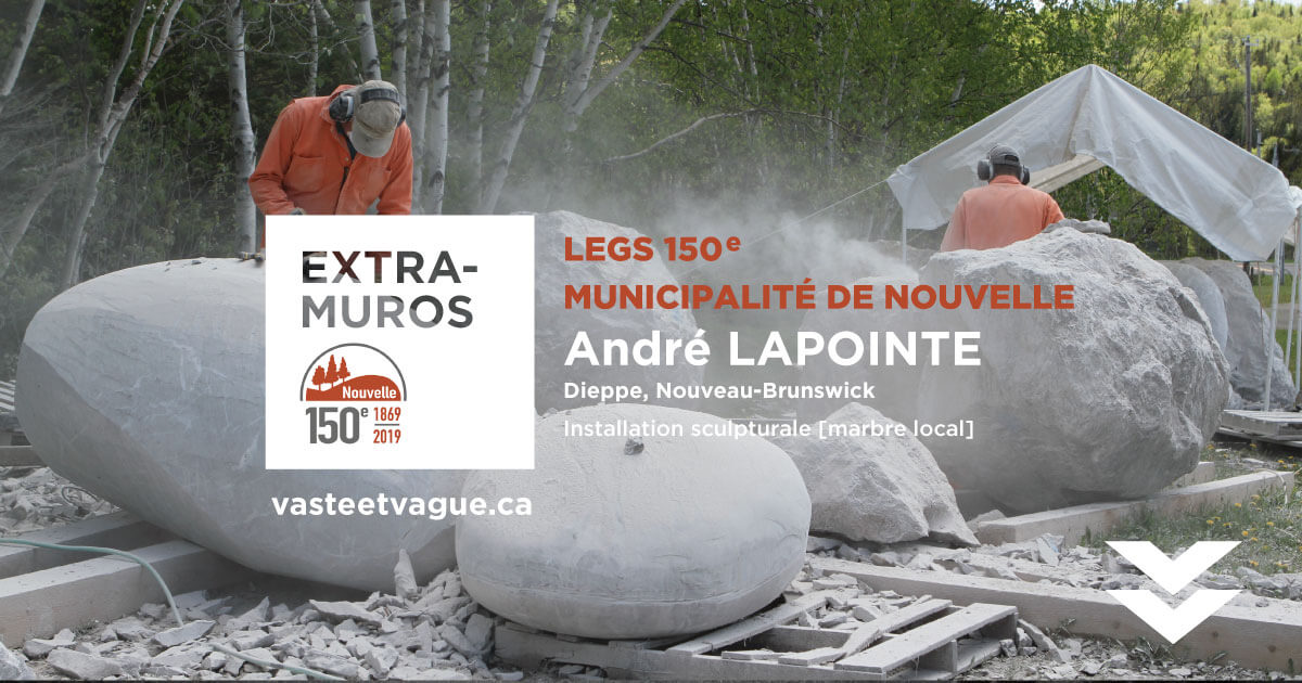 André LAPOINTE | Legs 150e Nouvelle