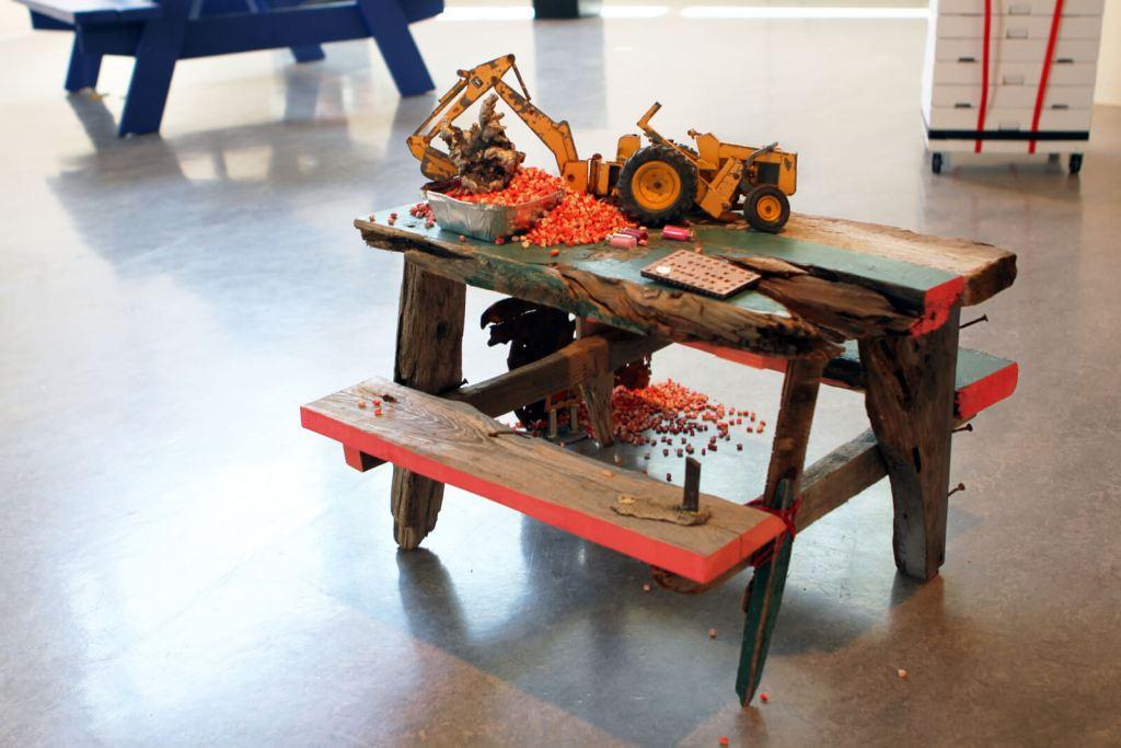 Lorianne Thibodeau | CASSE-CROÛTE | Exposition collective — Artistes membres