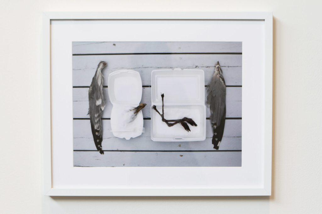 Mélissa Longpré | CASSE-CROÛTE | Exposition collective — Artistes membres