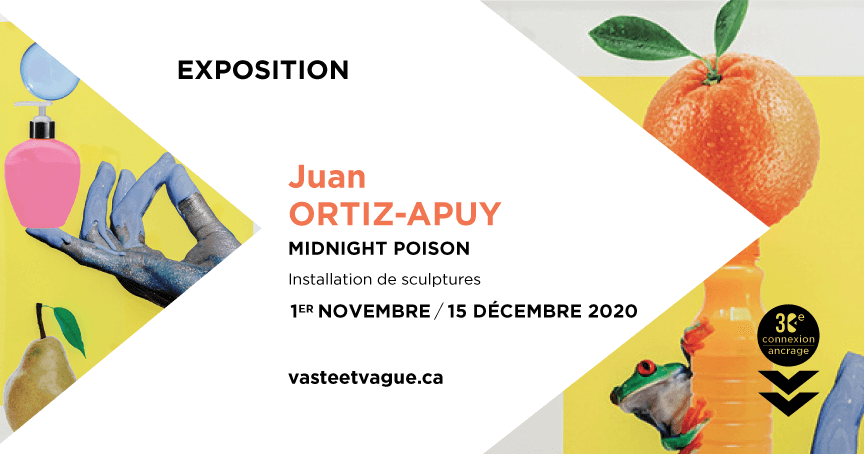 MIDNIGHT POISON | Installation | Juan ORTIZ-APUY
