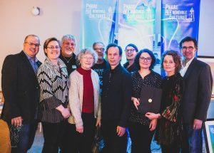 Bourses aux diffuseurs — Remise des Prix Mémoires Vivantes | Crédit : La Nomade Photographie