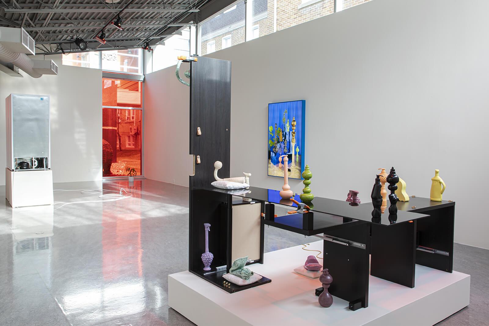 MIDNIGHT POISON | Installation Juan ORTIZ-APUY - Crédit Photo Juan Ortiz-Apuy