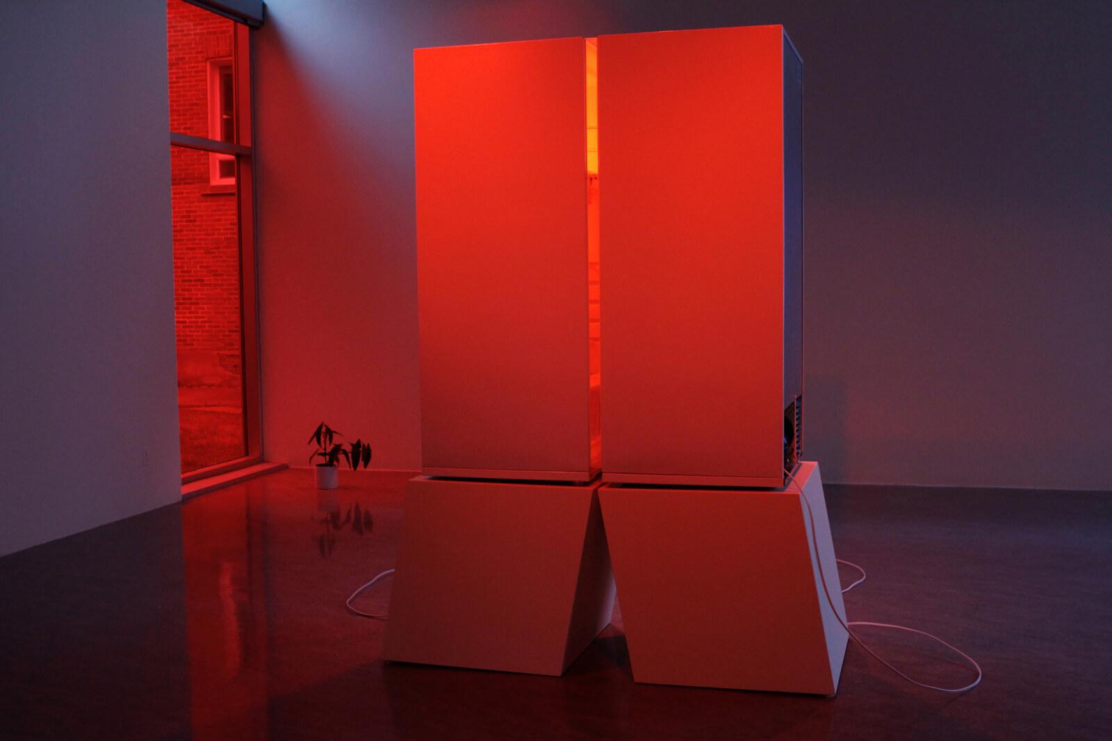 MIDNIGHT POISON | Installation Juan ORTIZ-APUY