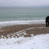 Danielle GAGNÉ | Art in situ en contexte hivernal