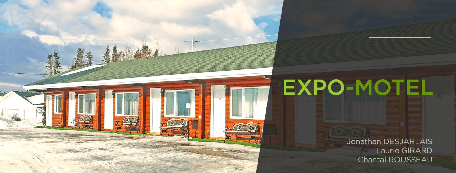 EXPO-MOTEL | Événement autoproduit par des membres