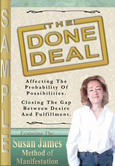 Download a FREE Sample From The Done Deal by Susan James