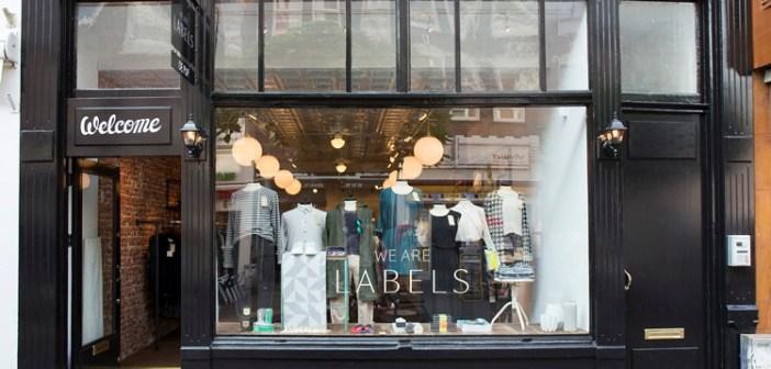We Are Labels opent flagship store op de Raadhuisstraat