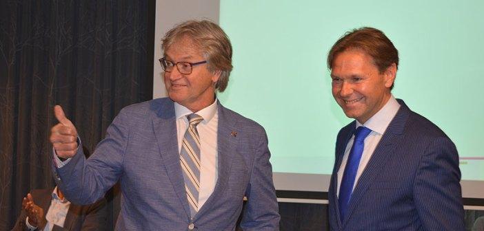Ger Hukker benoemd tot Erelid NVM