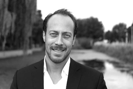 David Hendriks in dienst als ontwikkelingsmanager