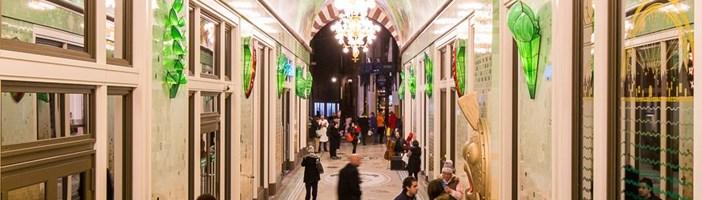 Beurspassage Amsterdam feestelijk geopend