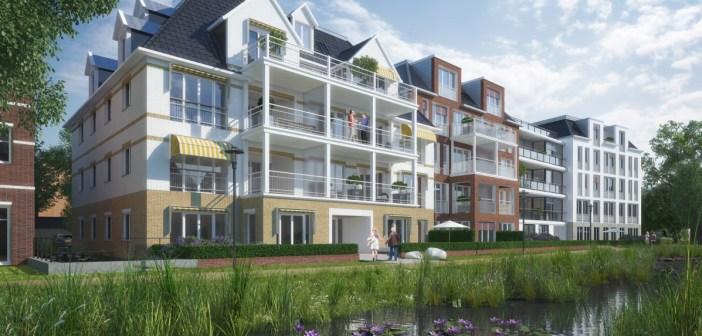 Gemeente Bloemendaal en AM geven startsein bouw Résidence Vijverpark in Overveen
