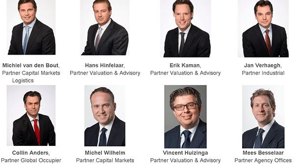 Partnerbenoemingen bij Cushman & Wakefield