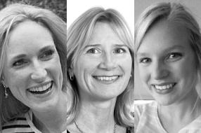Violet Laverman, Sandra Beekmans en Margot Meijerink naar NEPROM