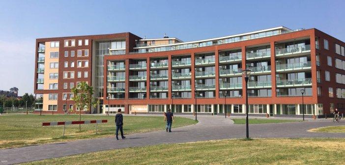 BAM Wonen levert 55 appartementen op in het project Palissade te Hendrik-Ido-Ambacht