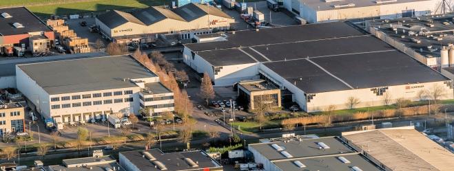 Distributiecomplex in Ridderkerk verkocht aan eindgebruiker