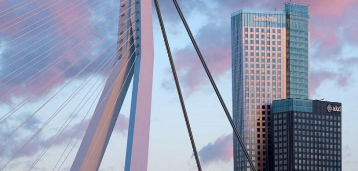 Northstar Realty Europe verlengt huurcontract met Deloitte in Maastoren Rotterdam