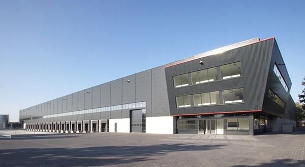 Panalpina huurt distributiecentrum in Tilburg