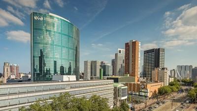 Bouwinvest verwelkomt nieuwe huurders in WTC Rotterdam