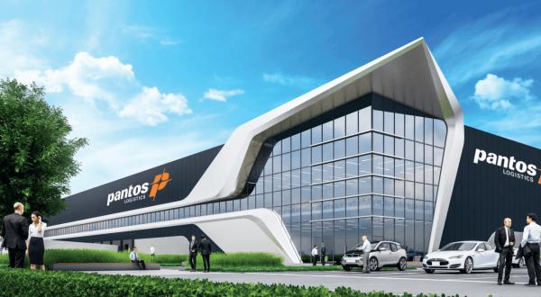 Pantos Logistics huurt 28.000 m² van Prologis op Vossenberg West II in Tilburg
