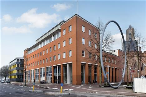 """Provincie Gelderland verkoopt het kantoorgebouw """"Marktstate"""" gelegen aan het Eusebiusplein 1a te Arnhem"""