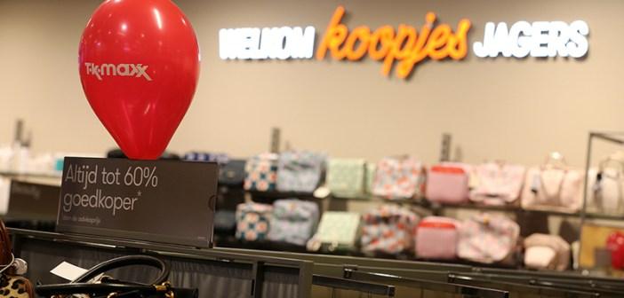 TK Maxx opent tweede winkel in Rotterdam