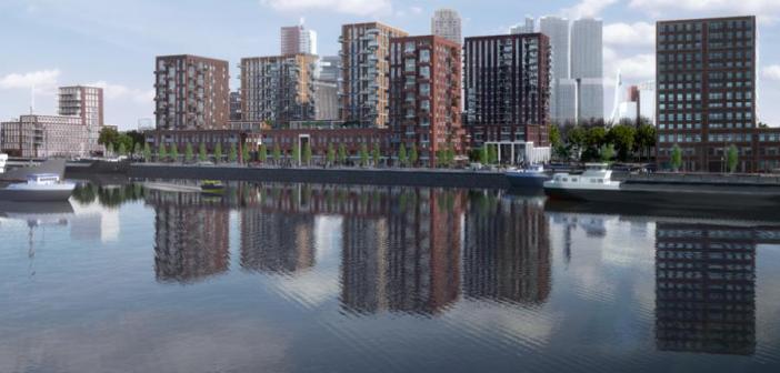 Altera Vastgoed koopt 356 woningen in project De Groene Kaap, Rotterdam