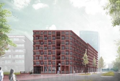 Bouw gestart van middensegment huurwoningen op Amstelkwartier