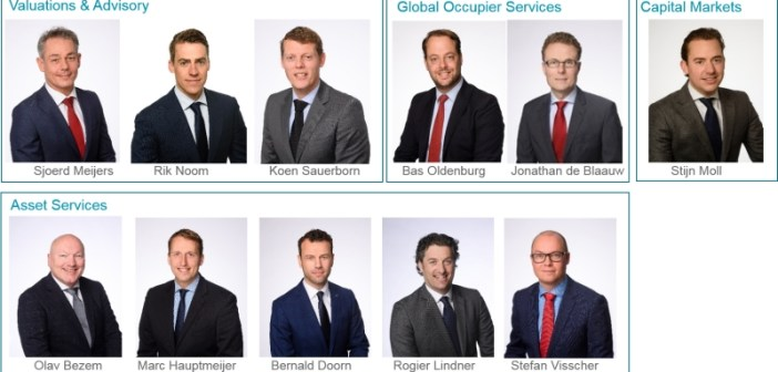 Cushman & Wakefield maakt promoties Nederland bekend
