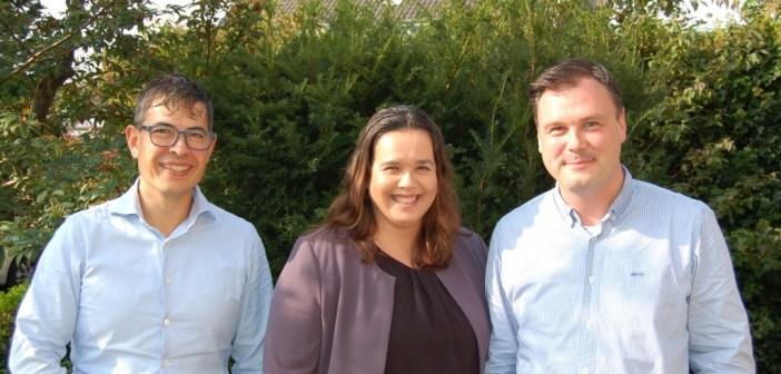 Drie nieuwe vastgoed- en gebiedsontwikkelaars in dienst bij Timpaan