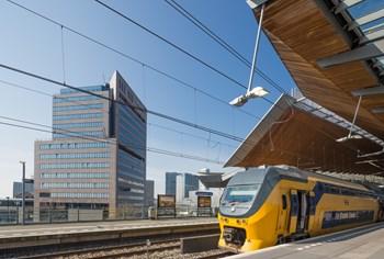 FashionUnited nieuwe huurder kantoor Europlaza in Amsterdam