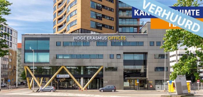GGN Mastering Credit N.V. huurt in 'Hoge Erasmus Offices'