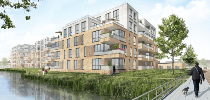 Altera Vastgoed verwerft 120 levensloopgeschikte appartementen en 40 psychogeriatrische eenheden in het plan Robijnhof in Leiden