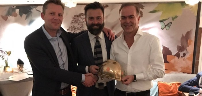Borghese/COD wint Gouden Bouwhelm