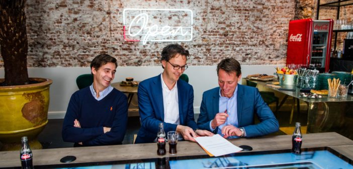 Coca-Cola kiest voor MM25 en OVG Real Estate