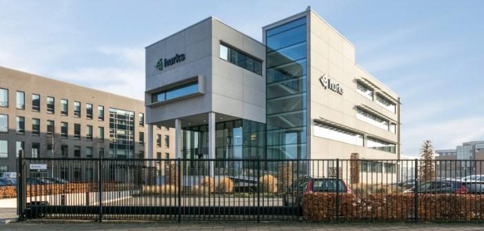 Duurzaam kantoorgebouw op De Brand 's-Hertogenbosch verhuurd aan Dobotex International
