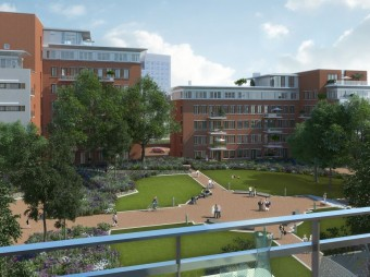 Start herontwikkeling Maanplein Den Haag