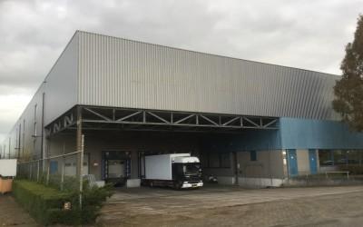 Voormalig distributiecentrum Goudenheuvel Den Bosch geheel verhuurd