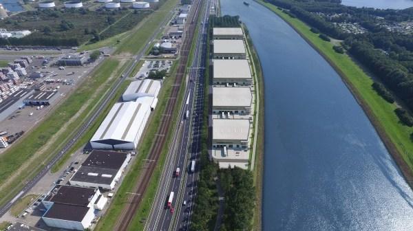DHG verhuurt 4.774 m² aan Kloska Ship Supply