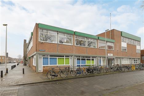 SVO B.V. koopt Koppestokstraat 38 te Utrecht