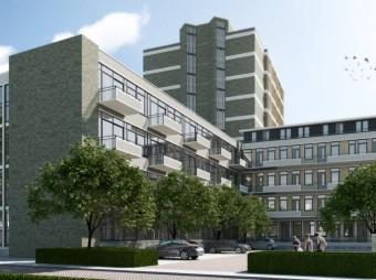 Transformatie voormalige Hogeschool Utrecht gestart