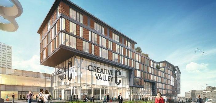 Creative Valley vestigt zich in toekomstig Noordgebouw