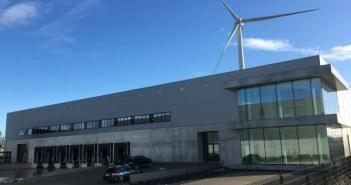 DHG verhuurt 15.449 m² op SMARTLOG Rotterdam 1