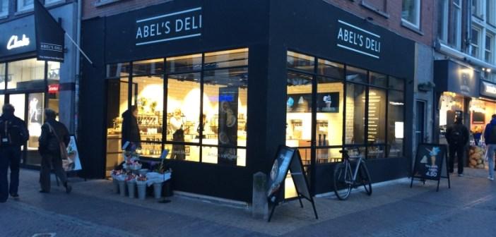 Abels Deli opent city store in Utrecht