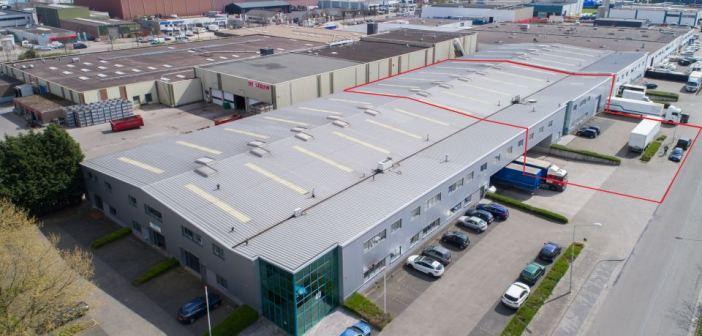 Vrachttaxi – Vlotweg VOF huurt bedrijfsruimte aan Binderskampweg 36 te Nijmegen