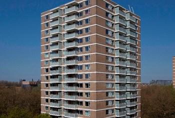 180 appartementen aan de Staalmeesterslaan in Amsterdam verduurzaamd