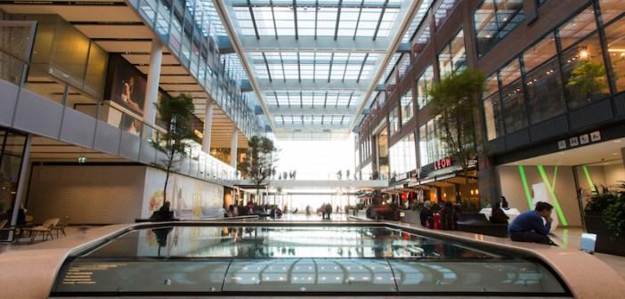 Aanwinst voor Utrecht, een levendig stadsplein in Hoog Catharijne: de nieuwe Stadskamer